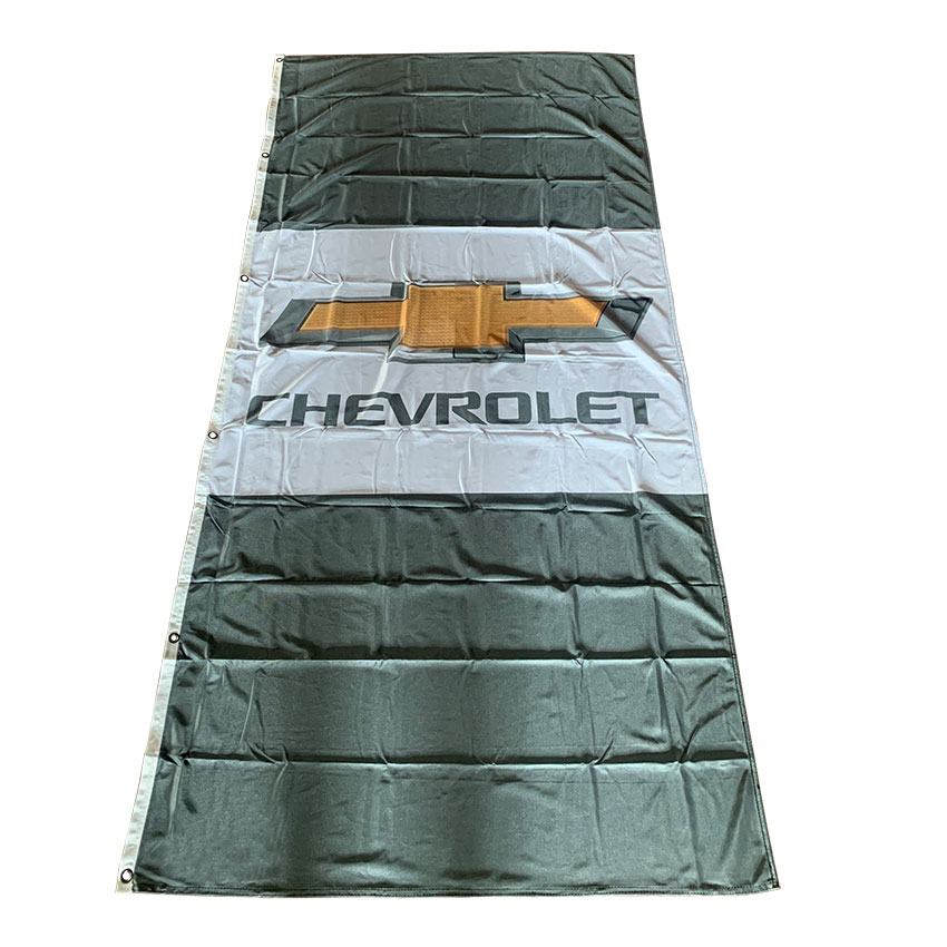 Chevrolet Automobile Flags